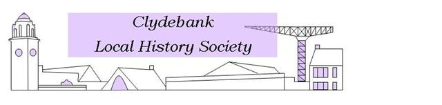 Clydebank Local History Society Header
